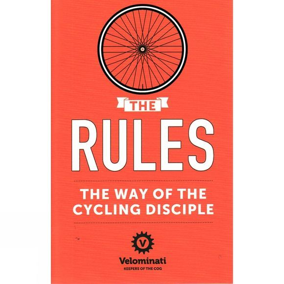 Hodder & Stroughton The Rules: The Way of the Cycling Disciple No Colour