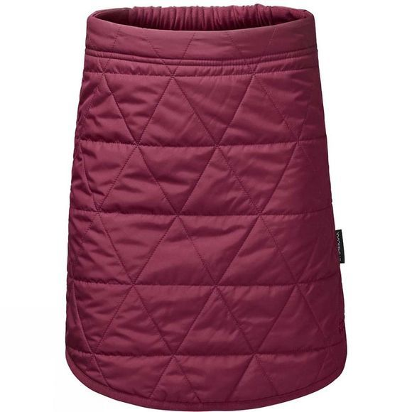 Jack Wolfskin Girls Bear Lodge Skirt Dark Ruby