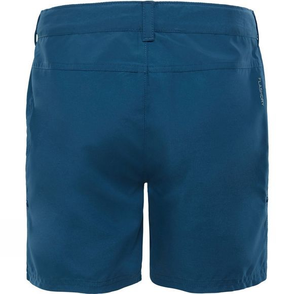 The North Face Girls Amphibious Shorts Blue Wing Teal