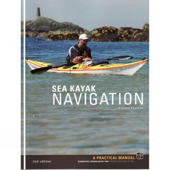 Pesda Press Sea Kayak Navigation: Essential Knowledge for Finding your Way at Sea No Colour