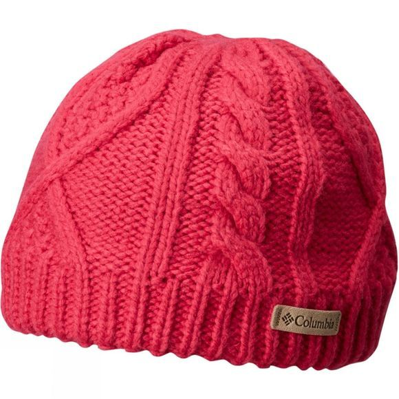 Girls Cable Cutie Beanie
