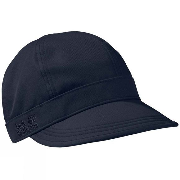 Jack Wolfskin Girls Sun Cap Midnight Blue