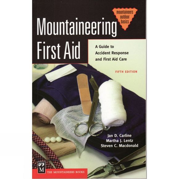 The Mountaineers Mountaineering First Aid No Colour