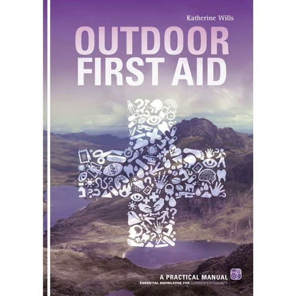 Pesda Press Outdoor First Aid No Colour