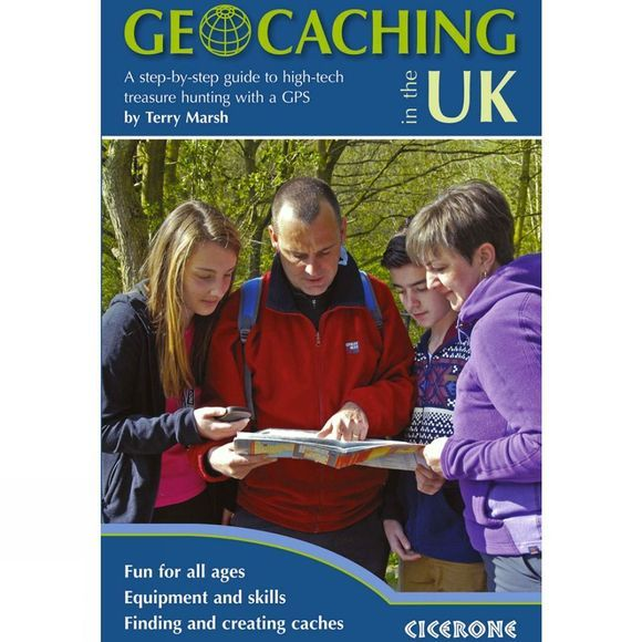Cicerone Geocaching in the UK 2nd Edition, September 2014