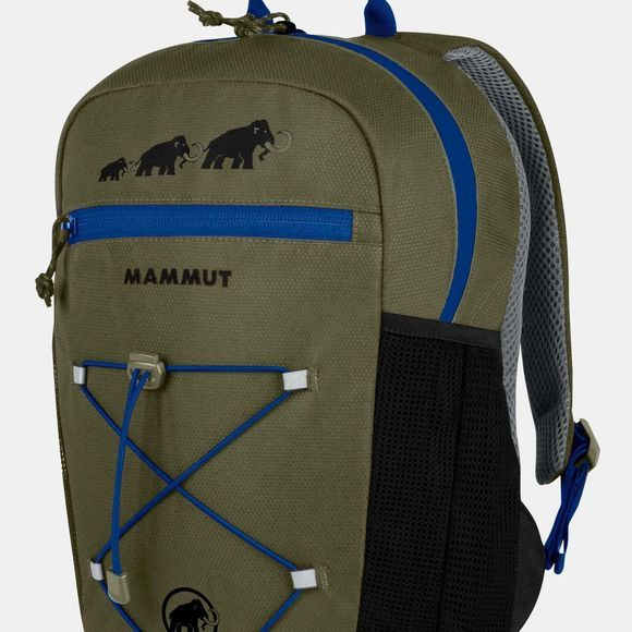 Mammut Kids First Zip 4 Rucksack Olive/Black