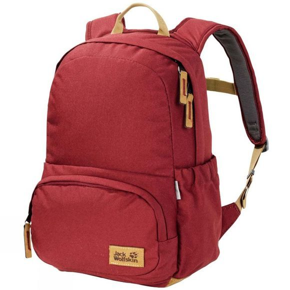 Jack Wolfskin Kids Croxley Pack Red