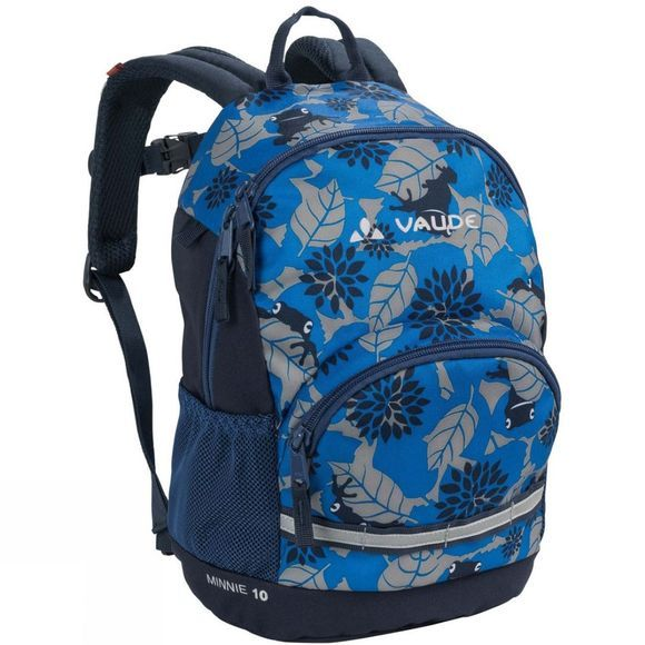 Vaude Kids Minnie 10 Rucksack Radiate Blue