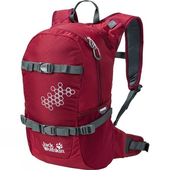 Jack Wolfskin Kids Akka Pack Dark Red