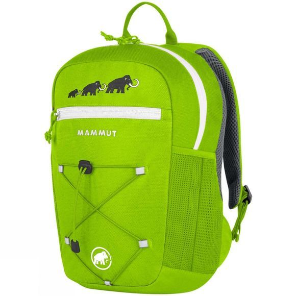 Mammut Childrens First Zip 8L Rucksack Sprout