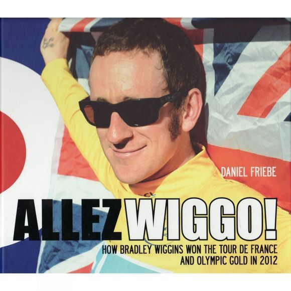 Bloomsbury Allez Wiggo! No Colour