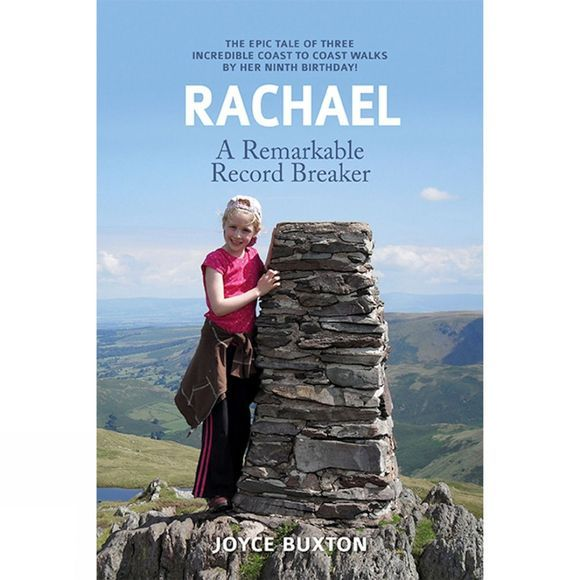 Vertebrate Publishing Rachael: A Remarkable Record Breaker No Colour