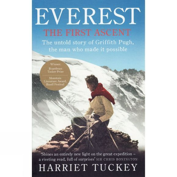 Ebury Press Everest: The First Ascent No Colour