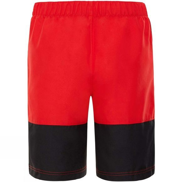 The North Face Boys Class V Swim Short TNF Black Desert Youth Phantom