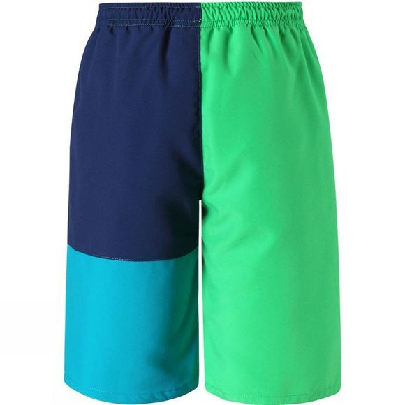 Reima Boys Wavepower Beach Short Blue/Green
