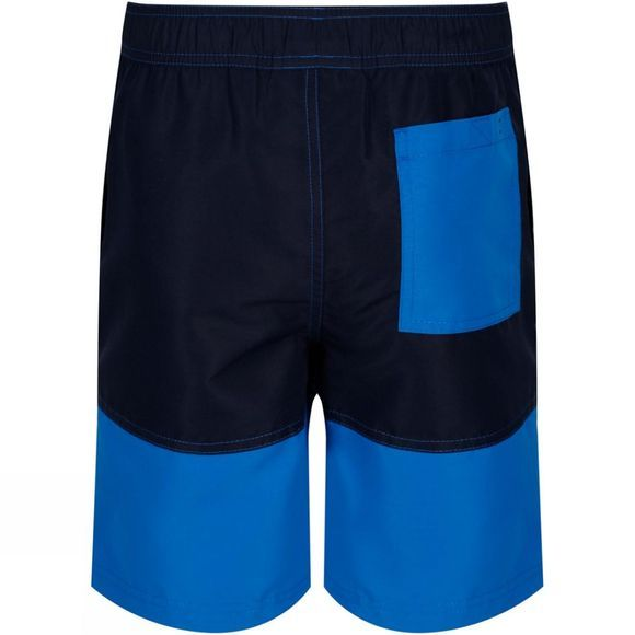 Regatta Children's Shaul Swimming Shorts 14+ Navy / Oxford Blue