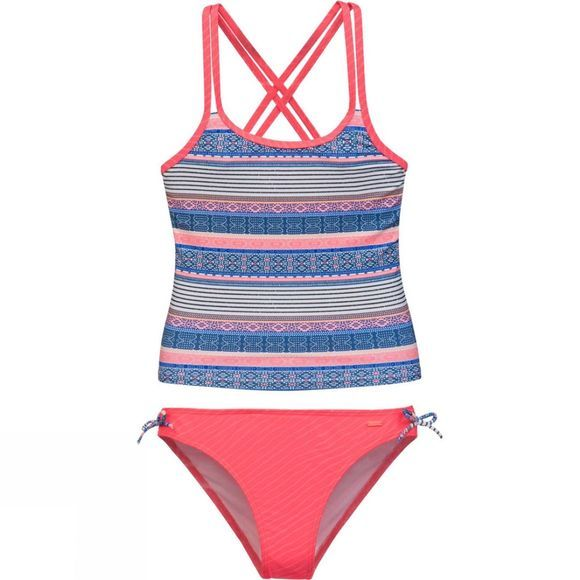 Protest Girls Leoni Jr Tankini 14+ Seashell