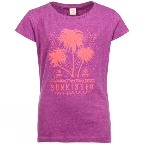 Protest Girls Erlena T-Shirt WILD BERRY