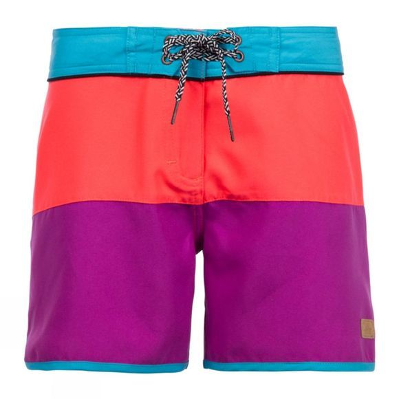 Protest Girls Florencia Beach Shorts Wild Berry