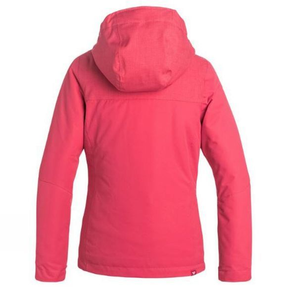 Girls Jetty Solid Jacket