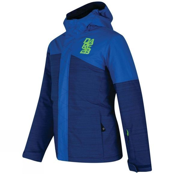 Dare 2 b Kids Wiseguy Jacket Laser Blue/Oxford Blue