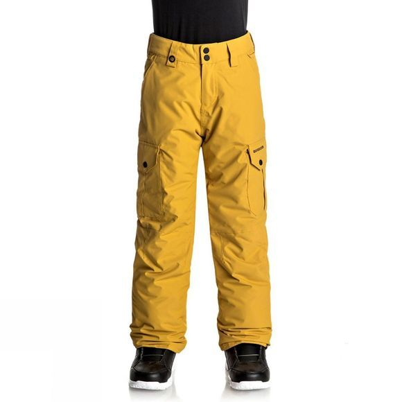 Quiksilver Boys Porter Snow Pants Porter Youth Pant
