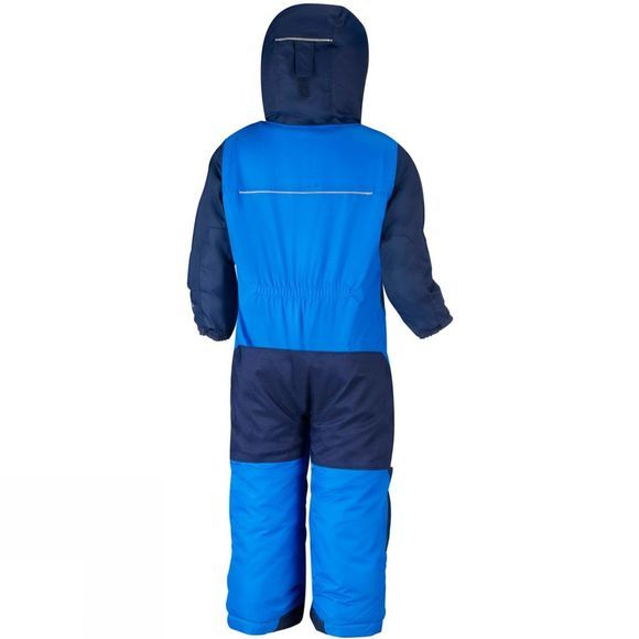 Columbia Youth Buga Suit II Blue/Blue Marl Super Blue/ Collegiate Navy