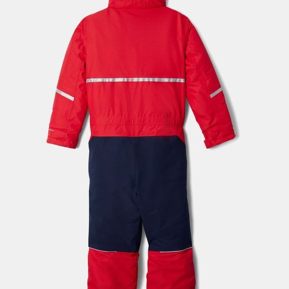 Columbia Toddler Buga II Suit Mountain Red/ Collegiate Navy