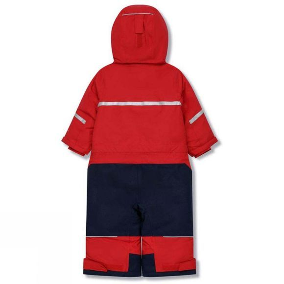 Columbia Baby Buga II Suit Mountain Red/ Collegiate Navy