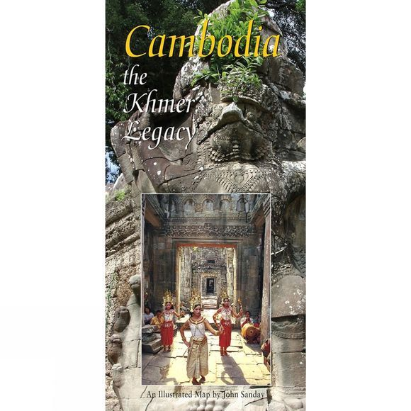 Cambodia: The Khmer legacy