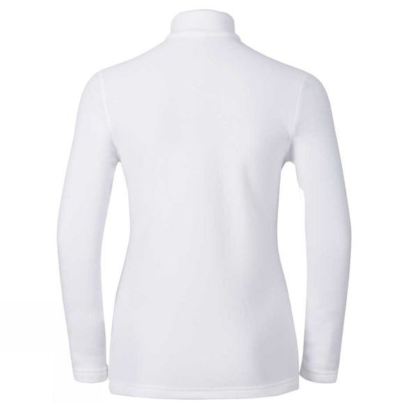 Odlo Kids Tour 1/2 Zip Midlayer Fleece White