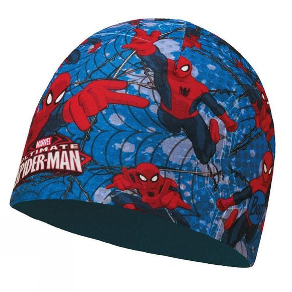 Childrens Microfiber and Polar Hat Superheroes