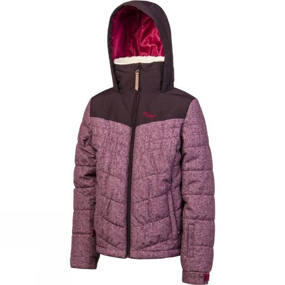 Protest Girls Janette Snow Jacket Ruby