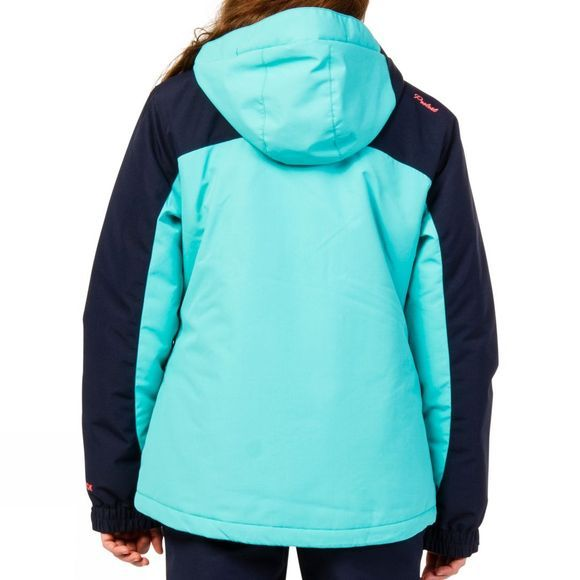 Protest Girls Brixy Snow Jacket (14+) Ground Blue