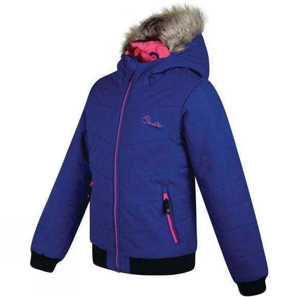 Dare 2 b Girls Precocious Jacket Clematis Blue