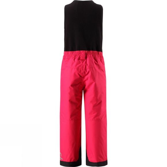 Reima Girls Oryon Bib Pant Bright Pink