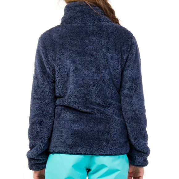 Protest Girls Riri Full Zip Fleece Ground Blue