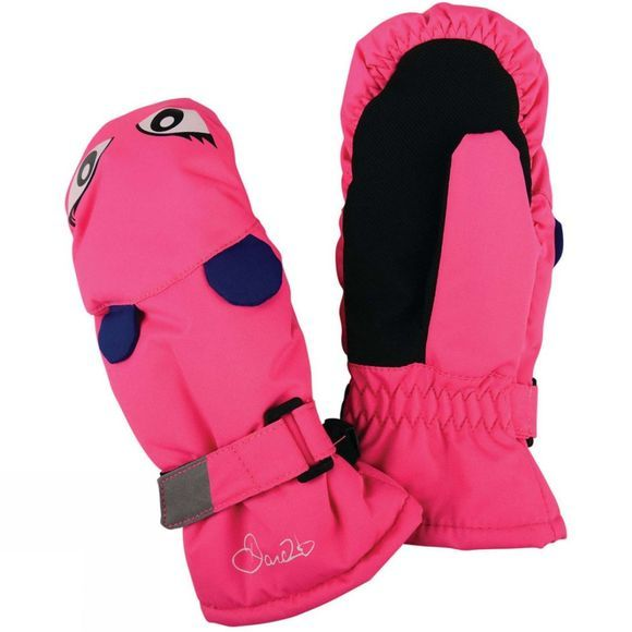 Dare 2 b Girls Watch Out Mitt Cyber Pink