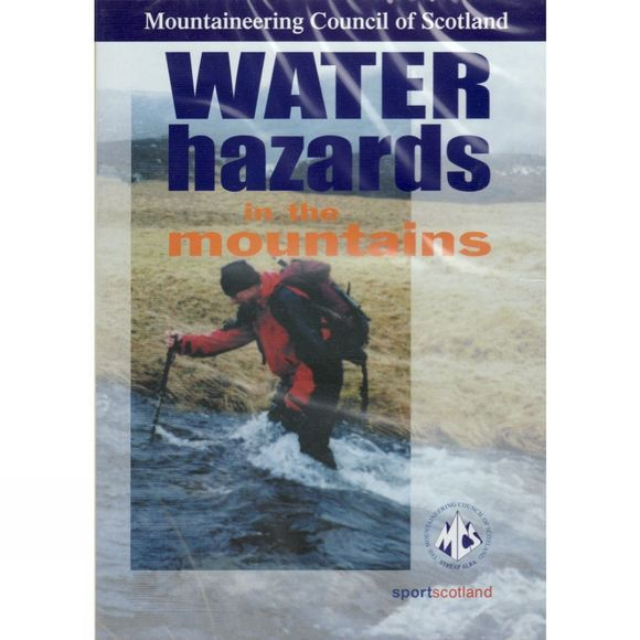 Mountaineering Scot Water Hazards in the Mountains (DVD) No Colour