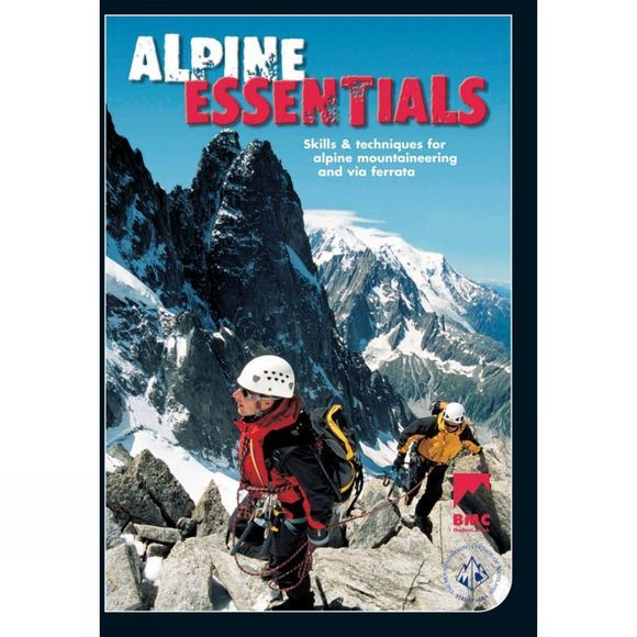 British Mountaineering Council Alpine Essentials (DVD) No Colour