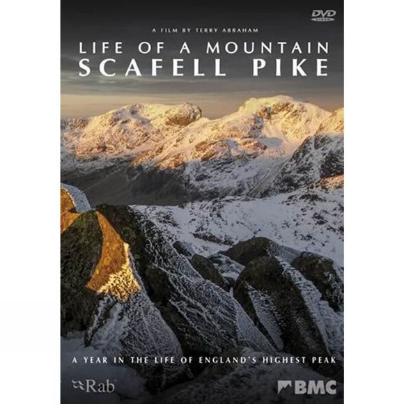 Striding Edge Productions Life of a Mountain: Scafell Pike No Colour