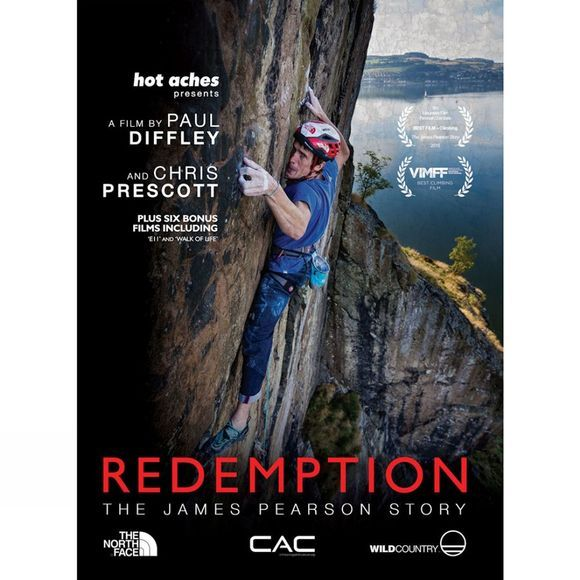 Redemption: The James Pearson Story (DVD)