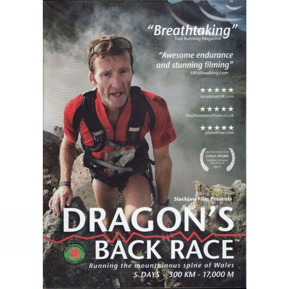 Dragon's Back Race: Running the Mountainous Spine of Wales (DVD)