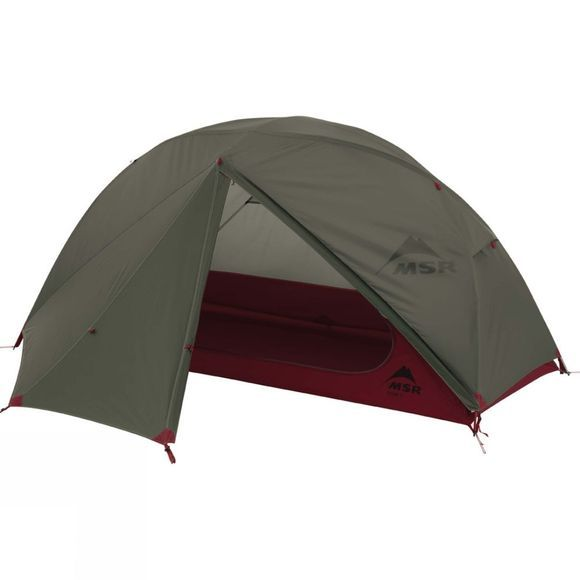 MSR Elixir 1 Backpacking Tent Green