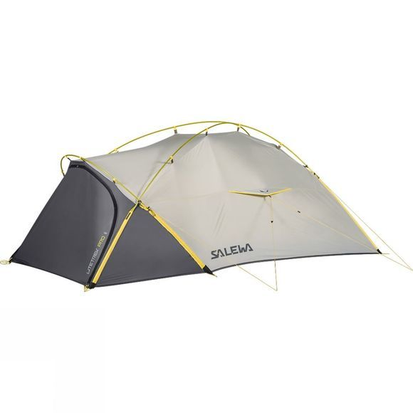 Salewa Litetrek Pro II Tent Light Grey / Mango