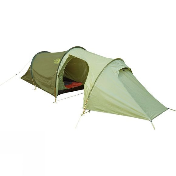 The North Face Heyerdahl Double Cab Tent New Taupe Green / Scallion Green