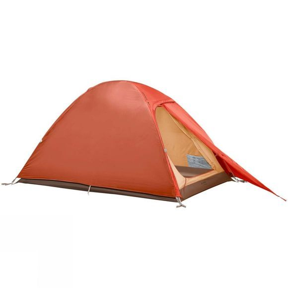 Vaude Campo Compact 2P Tent Terracotta