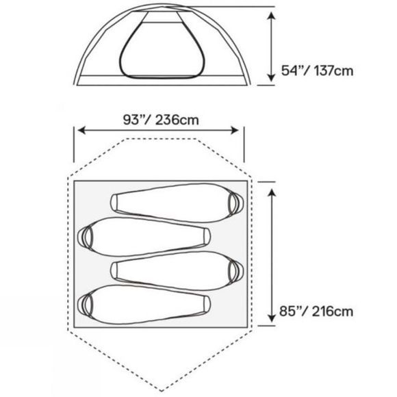 Shifter 4 Tent