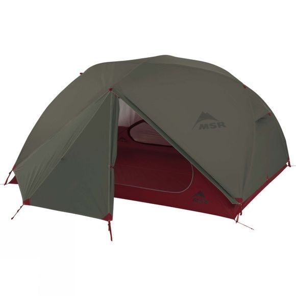 MSR Elixir 3 Backpacking Tent 2018 Green