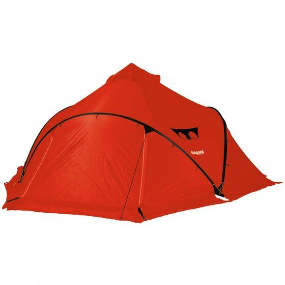 Bergans Wiglo LT4 Person Tent Red